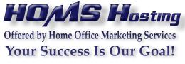 HOMS Hosting Logo
